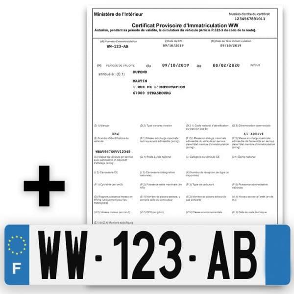 CPI et plaques WW en ligne