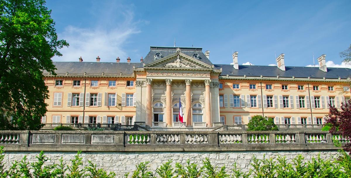 La préfecture de Savoie - Chambéry