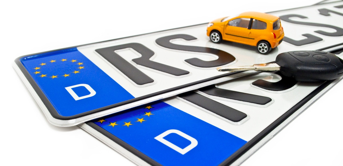 Le COC, le certificat de conformité européen est nécessaire pour immatriculer un véhicule importé d'Allemagne
